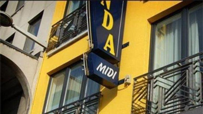 "Hotel Midi-Zuid Exterior. Images powered by <a href=""http://www.leonardo.com"" target=""_blank"" rel=""noopener"">Leonardo</a>."