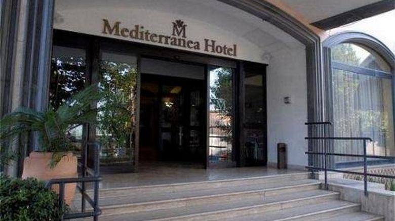 "Mediterranea Hotel Salerno Exterior. Images powered by <a href=""http://www.leonardo.com"" target=""_blank"" rel=""noopener"">Leonardo</a>."