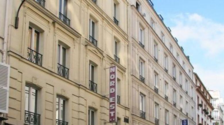 "Hotel du Nord et de lEst Paris Exterior. Images powered by <a href=""http://www.leonardo.com"" target=""_blank"" rel=""noopener"">Leonardo</a>."