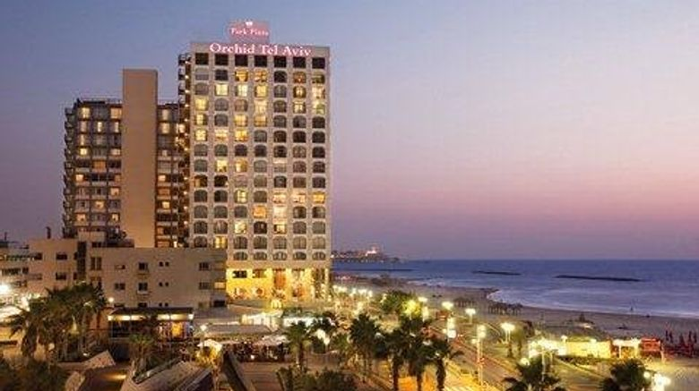 "Park Plaza Orchid Hotel, Tel Aviv Exterior. Images powered by <a href=""http://www.leonardo.com"" target=""_blank"" rel=""noopener"">Leonardo</a>."