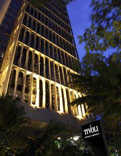 Tivoli Mofarrej Sao Paulo