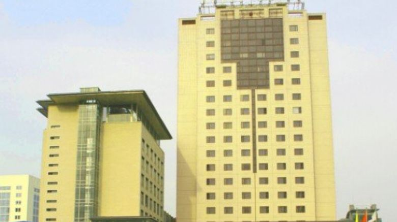 "Hubei Business Hotel Zhongguan Exterior. Images powered by <a href=""http://www.leonardo.com"" target=""_blank"" rel=""noopener"">Leonardo</a>."