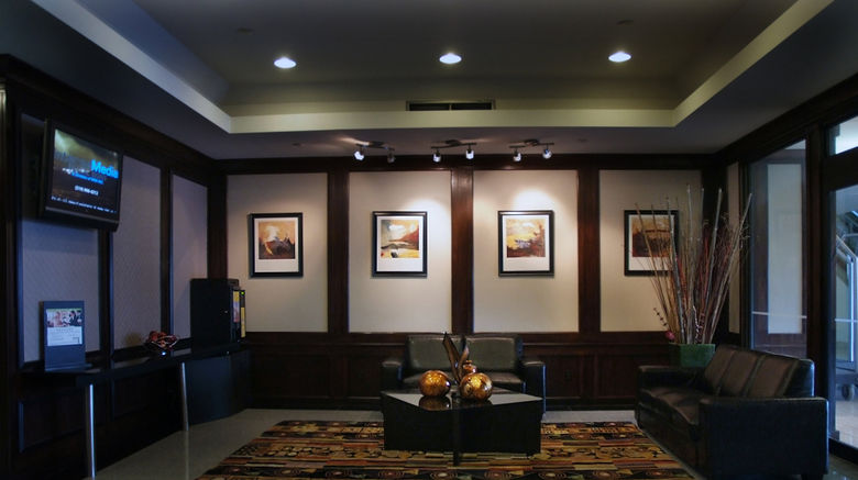 """Doubletree Windsor Hotel and Suites Lobby. Images powered by <a href=""""http://www.leonardo.com"""" target=""""_blank"""" rel=""""noopener"""">Leonardo</a>."""