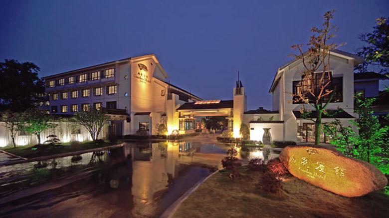 "Garden Hotel Suzhou Exterior. Images powered by <a href=""http://www.leonardo.com"" target=""_blank"" rel=""noopener"">Leonardo</a>."
