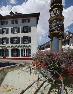 Spalenbrunnen Hotel