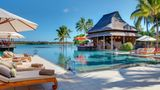 Constance Le Prince Maurice Hotel Pool