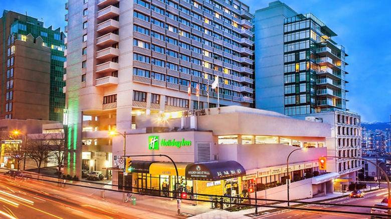 "Holiday Inn Vancouver Centre Exterior. Images powered by <a href=""http://www.leonardo.com"" target=""_blank"" rel=""noopener"">Leonardo</a>."