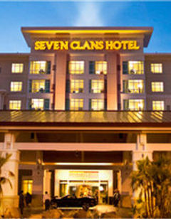 Seven Clans Hotel at Coushatta Resort