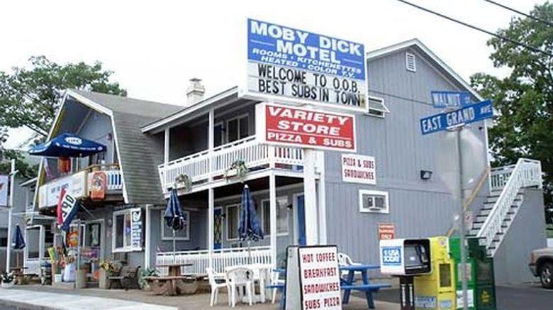 "Moby Dick Motel Exterior. Images powered by <a href=""http://www.leonardo.com"" target=""_blank"" rel=""noopener"">Leonardo</a>."