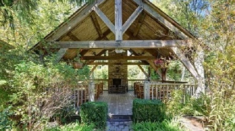"""Mitchells Lodge  and  Cottages Exterior. Images powered by <a href=""""http://www.leonardo.com"""" target=""""_blank"""" rel=""""noopener"""">Leonardo</a>."""