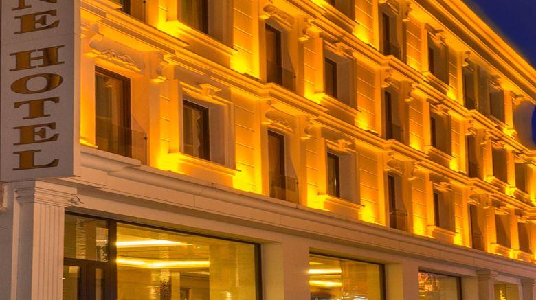 "Great Fortune Hotel Exterior. Images powered by <a href=""http://www.leonardo.com"" target=""_blank"" rel=""noopener"">Leonardo</a>."