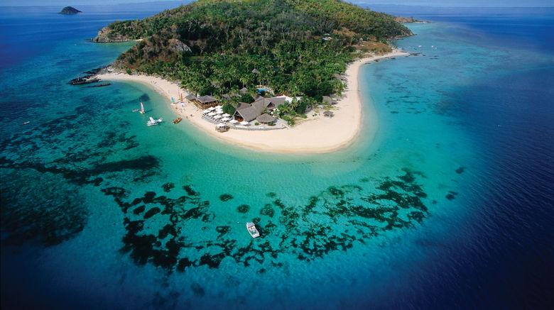 "Castaway Island Resort Exterior. Images powered by <a href=""http://www.leonardo.com"" target=""_blank"" rel=""noopener"">Leonardo</a>."
