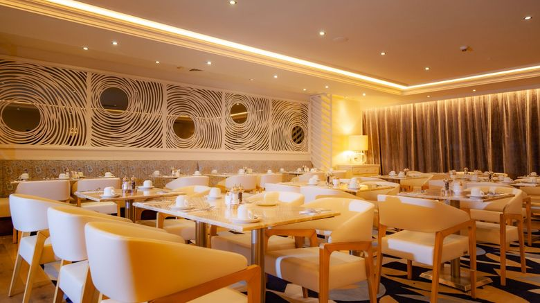 "<b>Connacht Hotel Galway Restaurant</b>. Images powered by <a href=""https://leonardo.com/"" title=""Leonardo Worldwide"" target=""_blank"">Leonardo</a>."