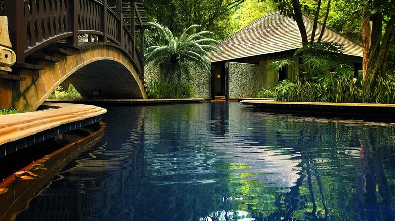 "<b>Pangkor Laut Resort Pool</b>. Images powered by <a href=""https://leonardo.com/"" title=""Leonardo Worldwide"" target=""_blank"">Leonardo</a>."