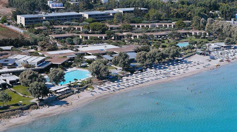 "Kernos Beach Hotel Exterior. Images powered by <a href=""http://www.leonardo.com"" target=""_blank"" rel=""noopener"">Leonardo</a>."