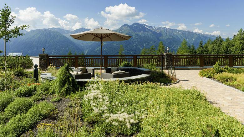 "Interalpen Hotel Tyrol Exterior. Images powered by <a href=""http://www.leonardo.com"" target=""_blank"" rel=""noopener"">Leonardo</a>."