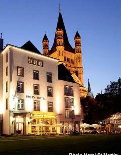 Rhein-Hotel St Martin