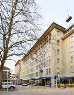 Hotel Glaernischhof