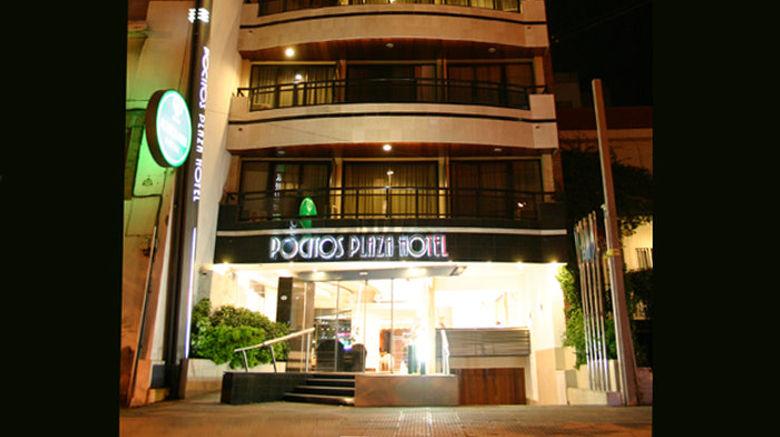 """Pocitos Plaza Hotel Exterior. Images powered by <a href=""""http://www.leonardo.com"""" target=""""_blank"""" rel=""""noopener"""">Leonardo</a>."""