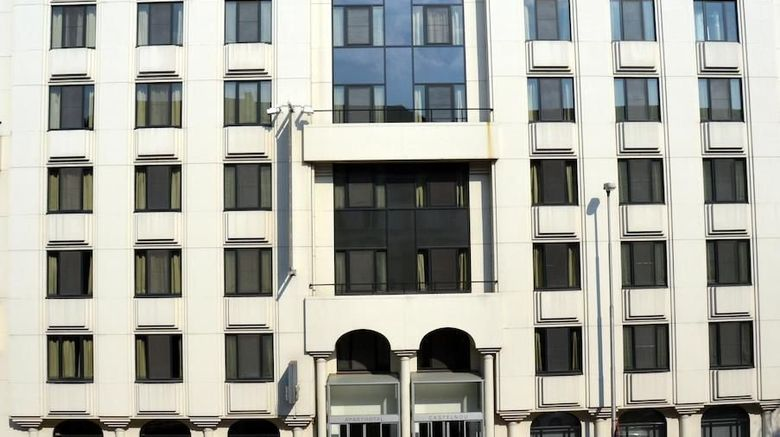 "Aparthotel Castelnou Exterior. Images powered by <a href=""http://www.leonardo.com"" target=""_blank"" rel=""noopener"">Leonardo</a>."