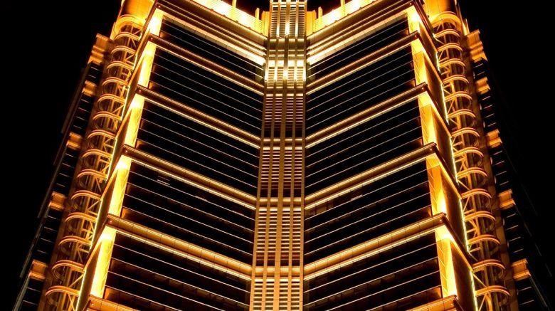 "Skyline Plaza Hotel Exterior. Images powered by <a href=""http://www.leonardo.com"" target=""_blank"" rel=""noopener"">Leonardo</a>."