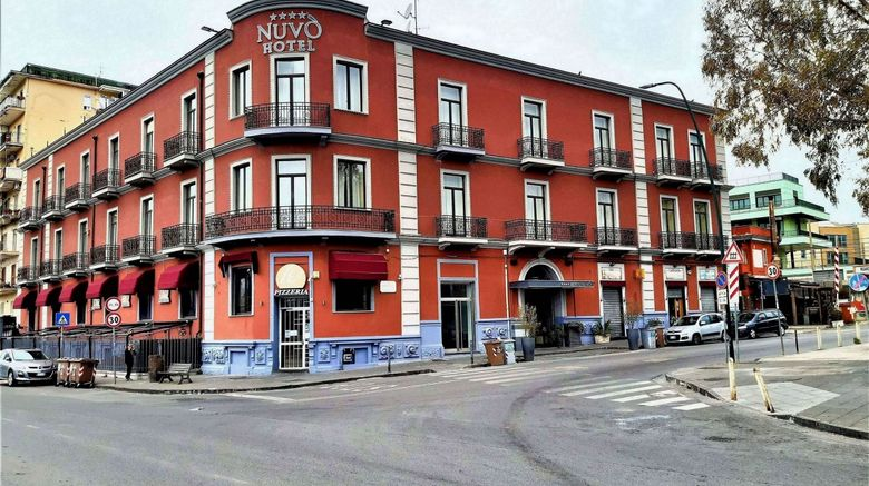 "Nuvo Hotel Exterior. Images powered by <a href=""http://www.leonardo.com"" target=""_blank"" rel=""noopener"">Leonardo</a>."