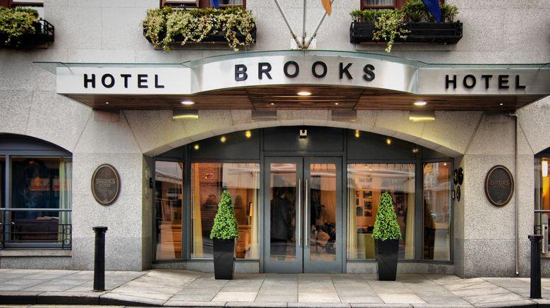 "Brooks Hotel Exterior. Images powered by <a href=""http://www.leonardo.com"" target=""_blank"" rel=""noopener"">Leonardo</a>."