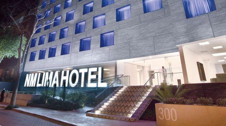 "NM Lima Hotel Exterior. Images powered by <a href=""http://www.leonardo.com"" target=""_blank"" rel=""noopener"">Leonardo</a>."