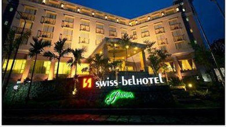 "Swiss-Belhotel Papua Exterior. Images powered by <a href=""http://www.leonardo.com"" target=""_blank"" rel=""noopener"">Leonardo</a>."