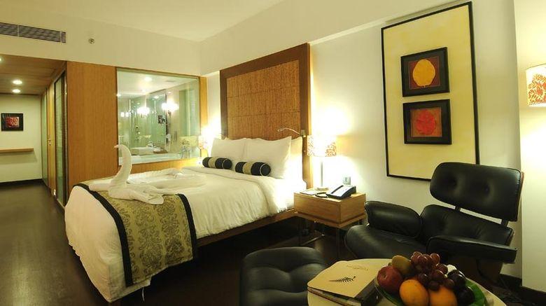 "The Fern Hotel Ahmedabad Room. Images powered by <a href=""http://www.leonardo.com"" target=""_blank"" rel=""noopener"">Leonardo</a>."