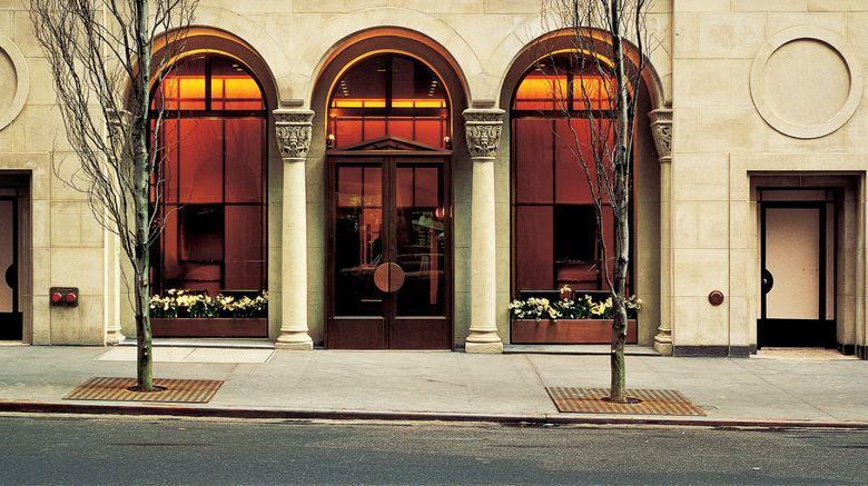 "Morgans Hotel Exterior. Images powered by <a href=""http://www.leonardo.com"" target=""_blank"" rel=""noopener"">Leonardo</a>."