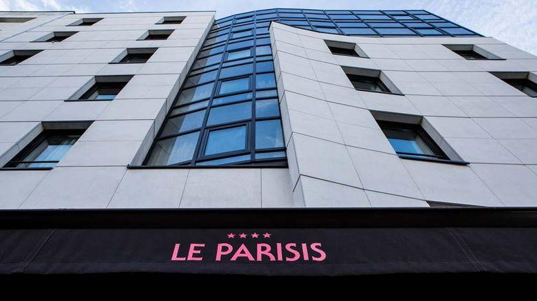 "Hotel le Parisis Paris Tour Eiffel Exterior. Images powered by <a href=""http://www.leonardo.com"" target=""_blank"" rel=""noopener"">Leonardo</a>."