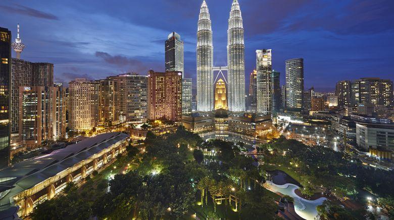 "Mandarin Oriental, Kuala Lumpur Exterior. Images powered by <a href=""http://www.leonardo.com"" target=""_blank"" rel=""noopener"">Leonardo</a>."