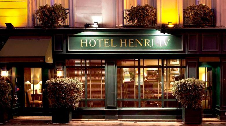 "Hotel Henri IV Exterior. Images powered by <a href=""http://www.leonardo.com"" target=""_blank"" rel=""noopener"">Leonardo</a>."
