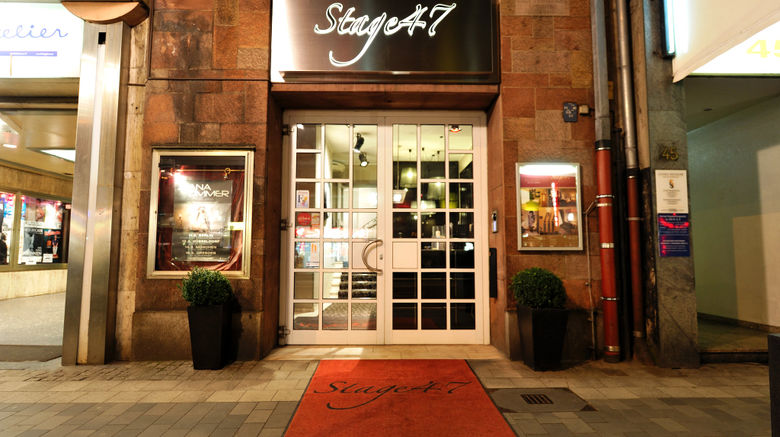 "Hotel Stage 47 Exterior. Images powered by <a href=""http://www.leonardo.com"" target=""_blank"" rel=""noopener"">Leonardo</a>."