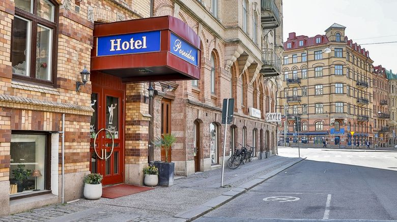 "Poseidon Hotel Exterior. Images powered by <a href=""http://www.leonardo.com"" target=""_blank"" rel=""noopener"">Leonardo</a>."