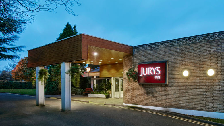 """Jurys Inn Cheltenham Exterior. Images powered by <a href=""""http://www.leonardo.com"""" target=""""_blank"""" rel=""""noopener"""">Leonardo</a>."""