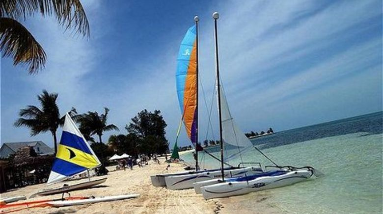 "<b>Old Bahama Bay Resort Beach</b>. Images powered by <a href=""https://leonardo.com/"" title=""Leonardo Worldwide"" target=""_blank"">Leonardo</a>."