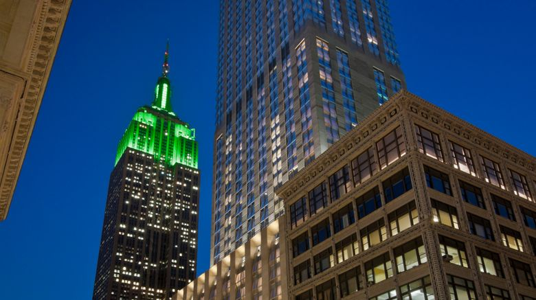 "The Langham, New York, Fifth Avenue Exterior. Images powered by <a href=""http://www.leonardo.com"" target=""_blank"" rel=""noopener"">Leonardo</a>."