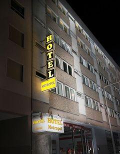 Hotel Metropol Nue
