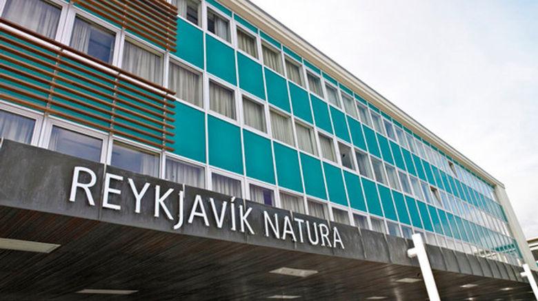 "Reykjavik Natura Hotel Exterior. Images powered by <a href=""http://www.leonardo.com"" target=""_blank"" rel=""noopener"">Leonardo</a>."