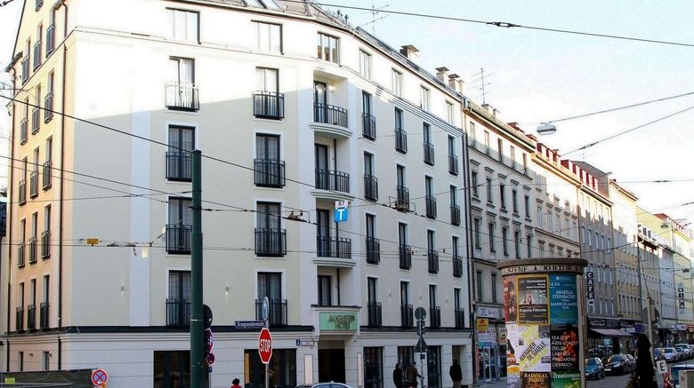 "Augusten Hotel Exterior. Images powered by <a href=""http://www.leonardo.com"" target=""_blank"" rel=""noopener"">Leonardo</a>."