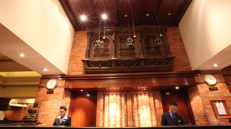 "<b>Hotel Yak & Yeti Lobby</b>. Images powered by <a href=""https://leonardo.com/"" title=""Leonardo Worldwide"" target=""_blank"">Leonardo</a>."