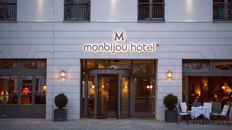 "Monbijou Hotel Exterior. Images powered by <a href=""http://www.leonardo.com"" target=""_blank"" rel=""noopener"">Leonardo</a>."