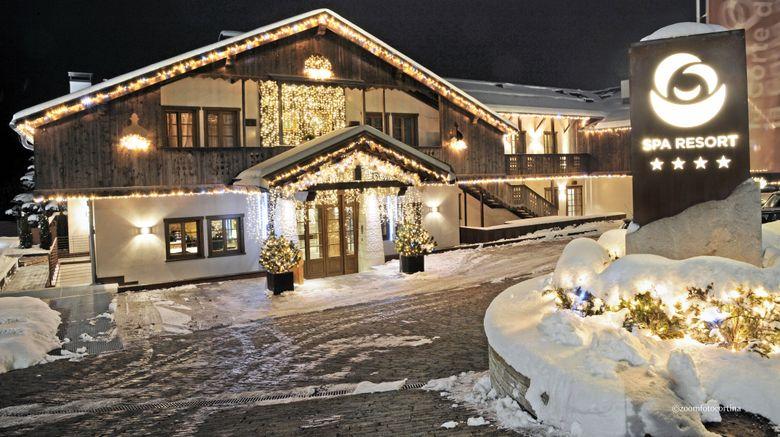 "Rosapetra Spa Resort Exterior. Images powered by <a href=""http://www.leonardo.com"" target=""_blank"" rel=""noopener"">Leonardo</a>."