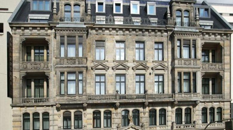 "Angleterre Hotel, A Gold Inn Exterior. Images powered by <a href=""http://www.leonardo.com"" target=""_blank"" rel=""noopener"">Leonardo</a>."