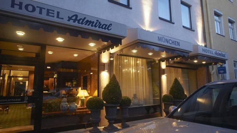 "Admiral Hotel Exterior. Images powered by <a href=""http://www.leonardo.com"" target=""_blank"" rel=""noopener"">Leonardo</a>."