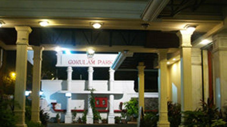"""Gokulam Park Hotel Exterior. Images powered by <a href=""""http://www.leonardo.com"""" target=""""_blank"""" rel=""""noopener"""">Leonardo</a>."""