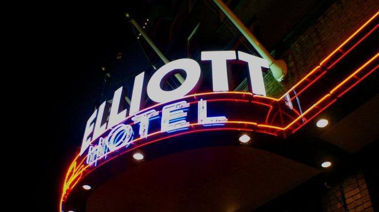 "Hotel Elliott Exterior. Images powered by <a href=""http://www.leonardo.com"" target=""_blank"" rel=""noopener"">Leonardo</a>."