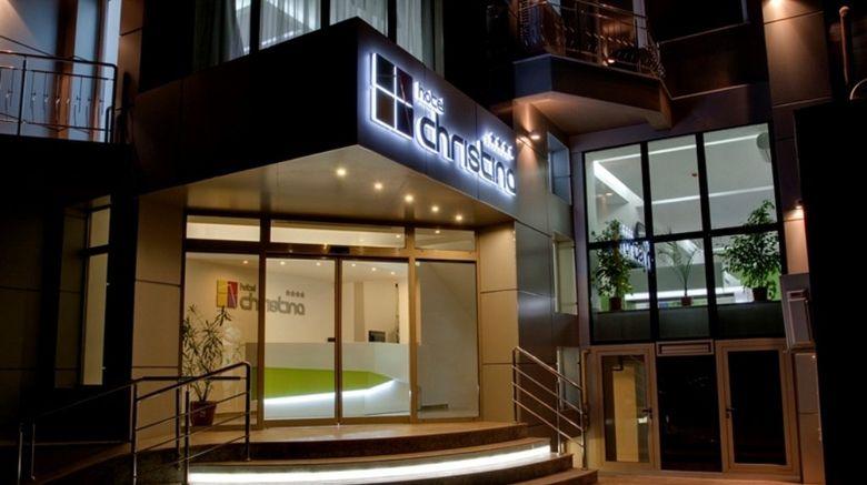 """Hotel Design Christina Exterior. Images powered by <a href=""""http://www.leonardo.com"""" target=""""_blank"""" rel=""""noopener"""">Leonardo</a>."""